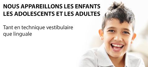 Orthodontiste à Saint-Denis - Réunion, Dr   : B. DUMOULIN et C. PHILIPPE